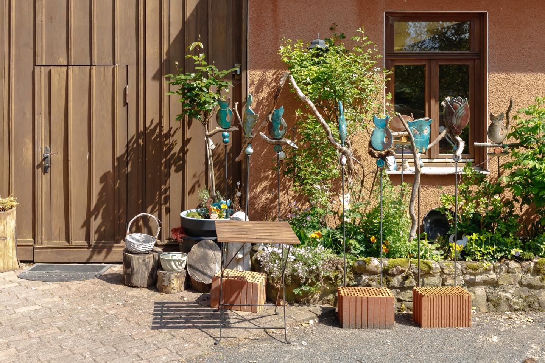 Töpfer- und Keramikwaren