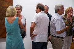Ausstellungsbesucher