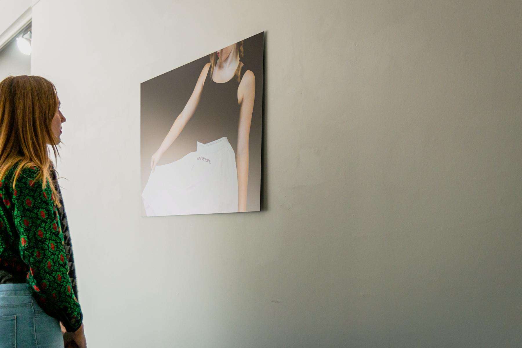 Ausstellungseröffnung Marven Graf