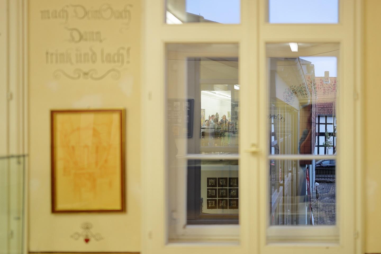 Sondersitzung der Gemeindevertretung Willingshausen in der Kunsthalle
