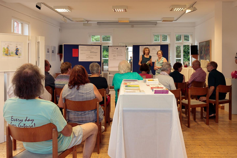 Ist unser Dorf demenzfähig - Workshop mit Margitta Braun