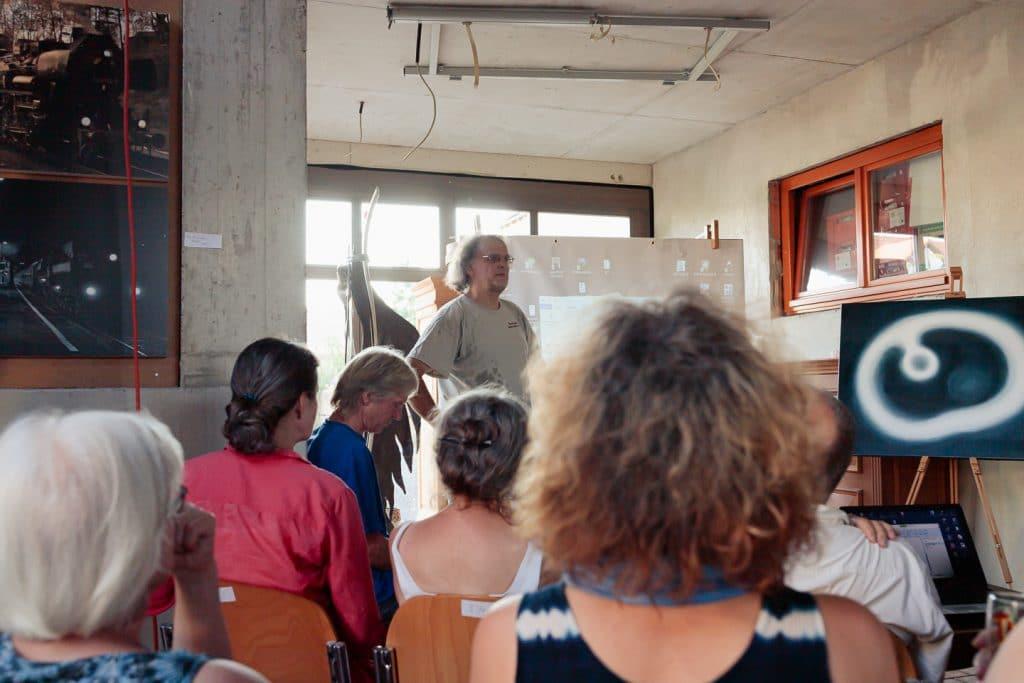 Vortrag Reiz und Realität der Blühwiesen