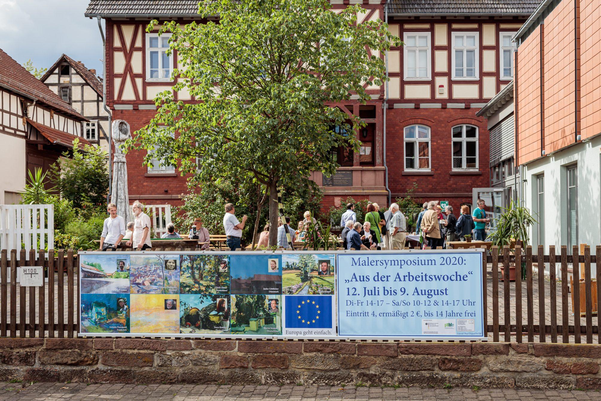 Zweites Willingshäuser Malersymposium